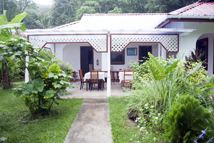 Buisson Guest House, La Digue